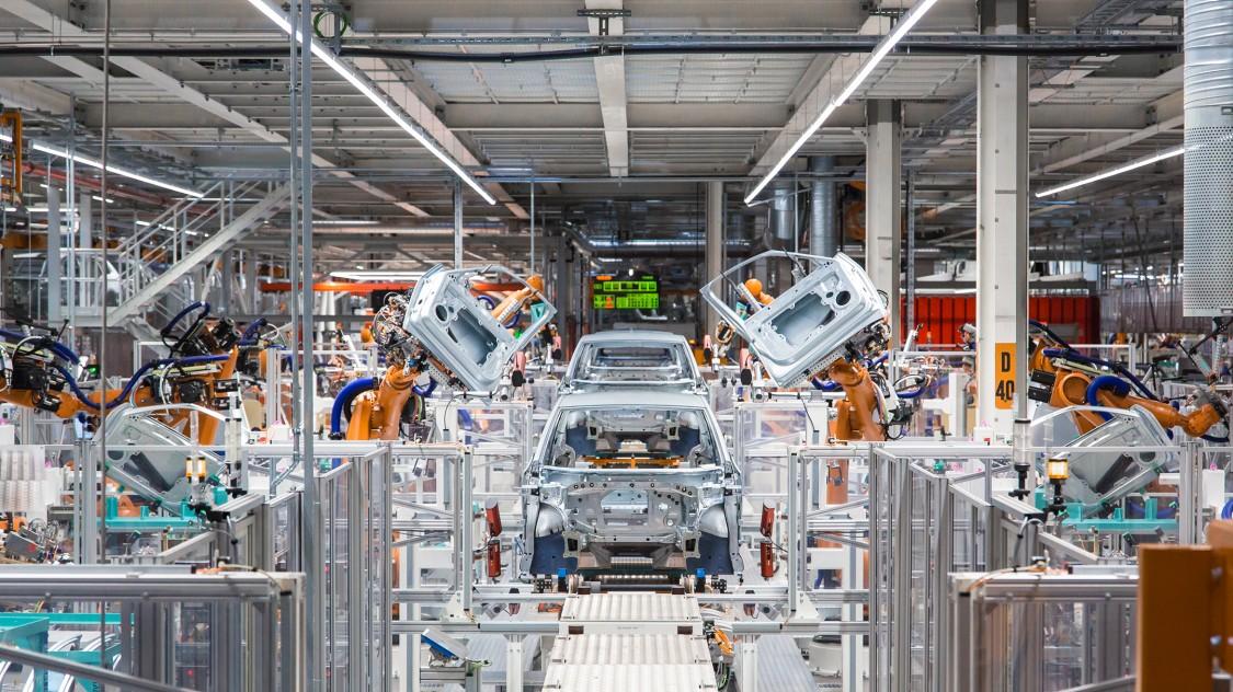 Volkswagen elbilsproduktion
