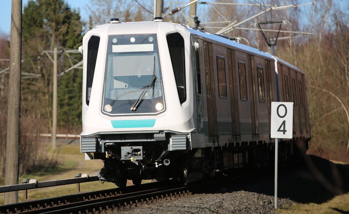 Siemens Mobility: 30 Metrozüge für Sofia