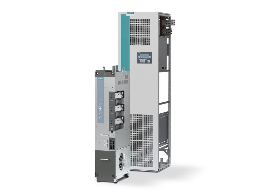 Höhere Verfügbarkeit und erweiterte Flexibilität für modulares Antriebssystem