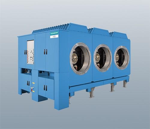 HB3, Generatorschaltanlage