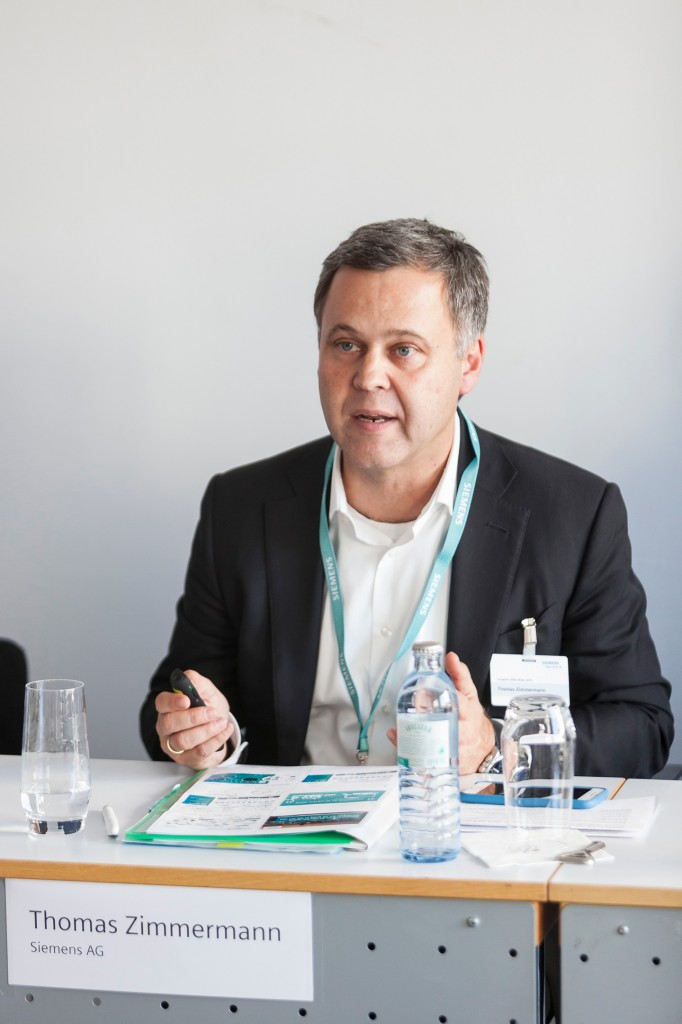Siemens at the European Utility Week 2018