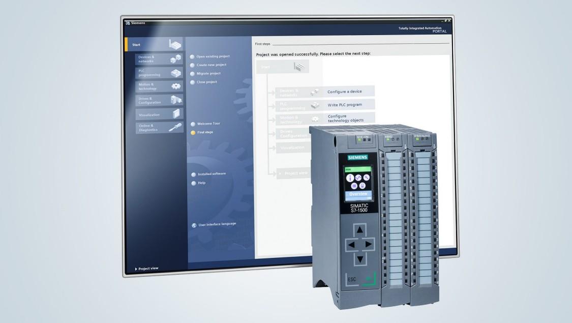 TIA Portal and S7-1500