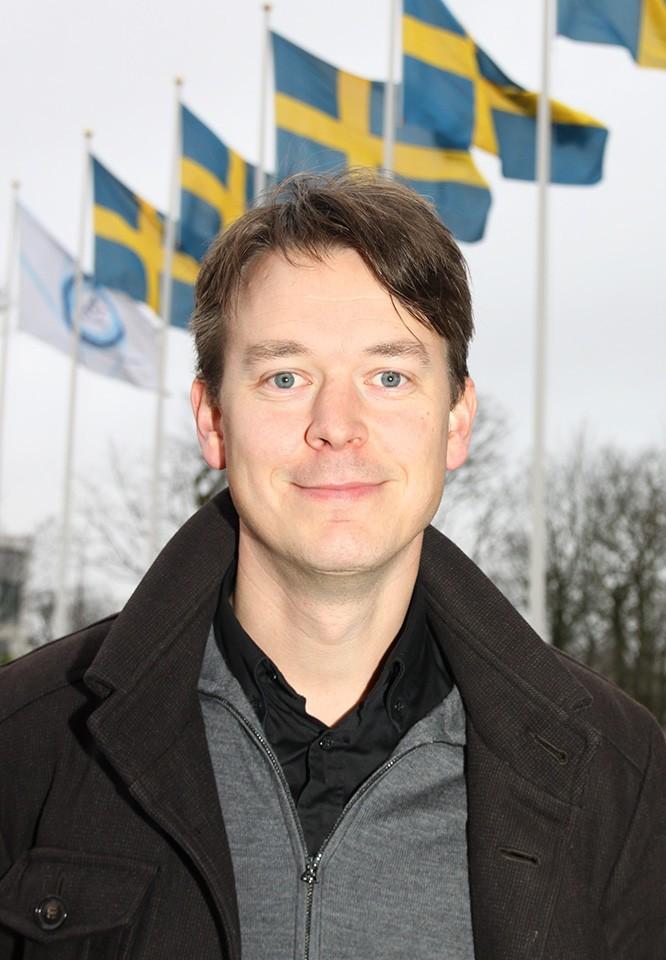 Martin Elmvik, automationsutvecklare och ansvarig för System Integration-kit för TIA Portal på Tetra Pak.
