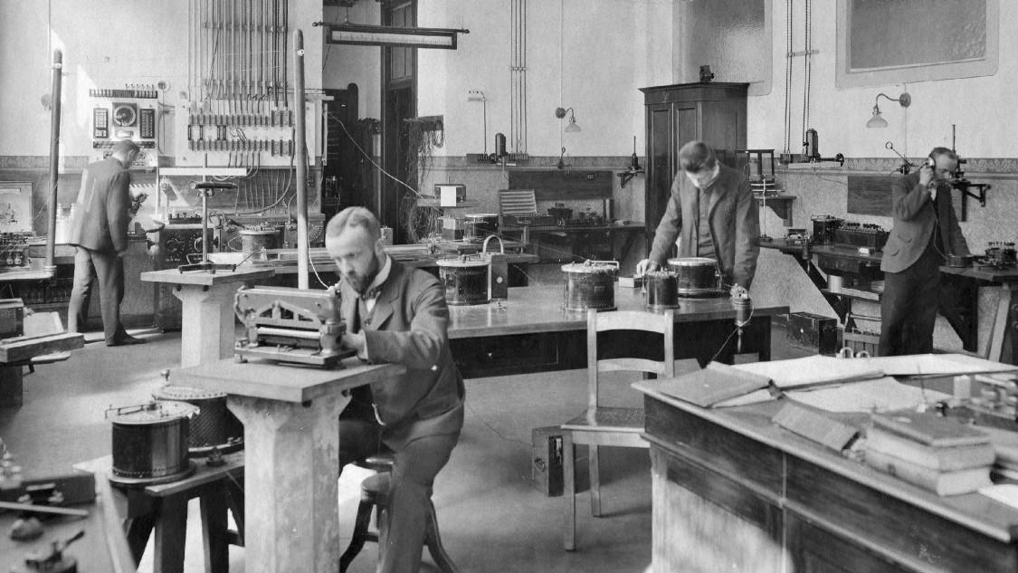 Siemens Forschungslabor