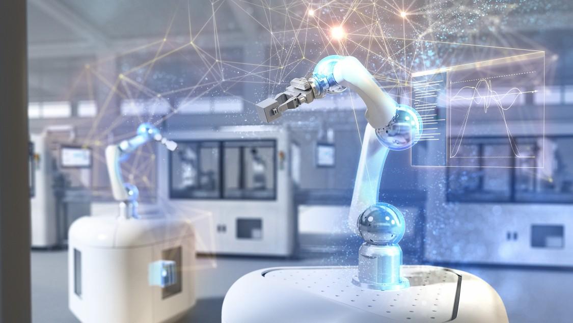 数字化企业业务组合中的一体化尖端技术能够实现数据的智能应用。信息技术与运营技术相融合,为工业领域数字化转型铺平道路,人工智能与增强现实推动数字化技术和数字化转型。