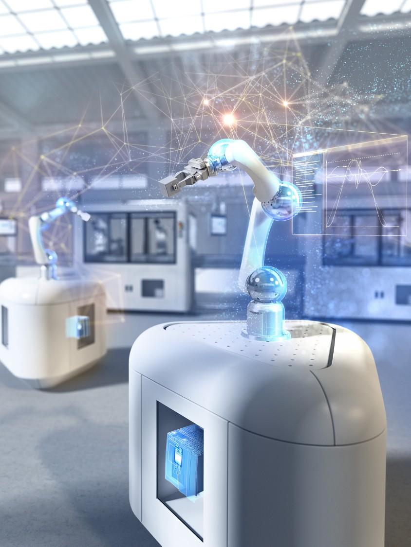 Auf dem Weg zur autonomen Fabrik der Zukunft