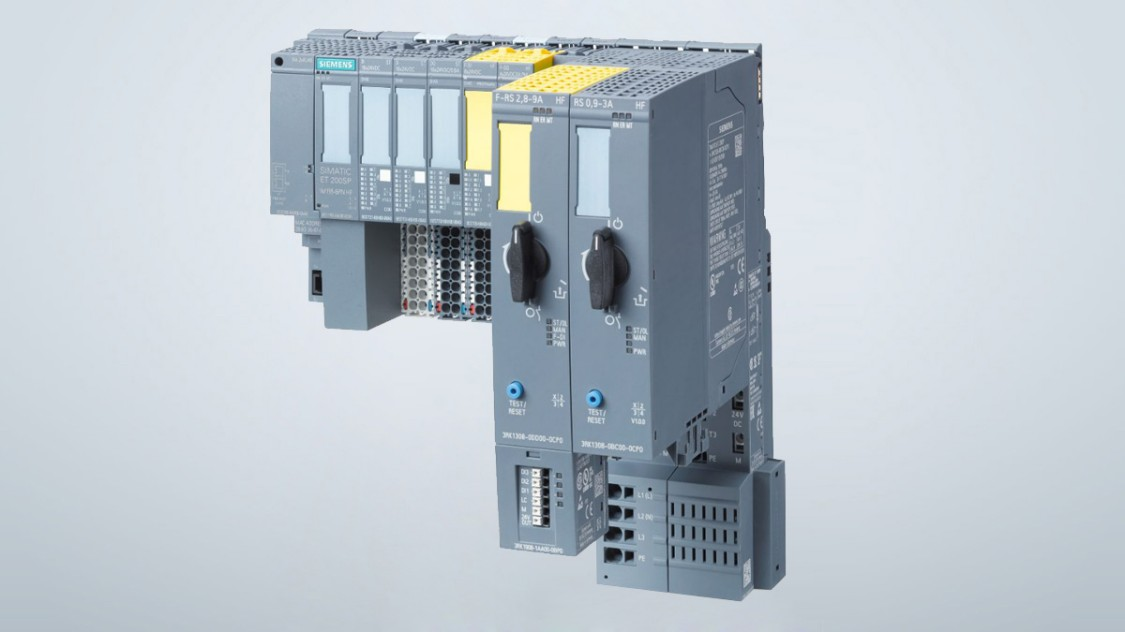 ET 200SP motor starter