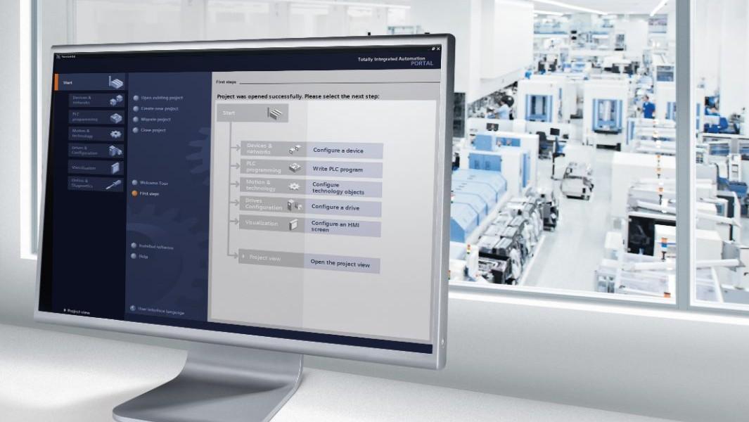 Проектирование и разработка с PROFINET