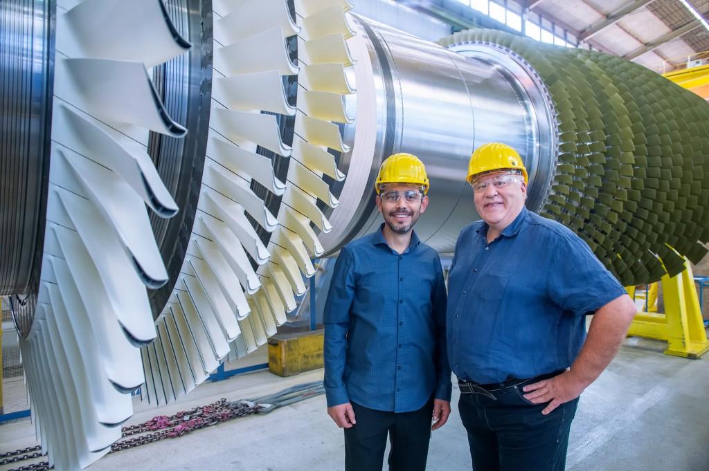 Arturo Flores Renteria and Werner Stamm - Erfinder des Jahres 2018
