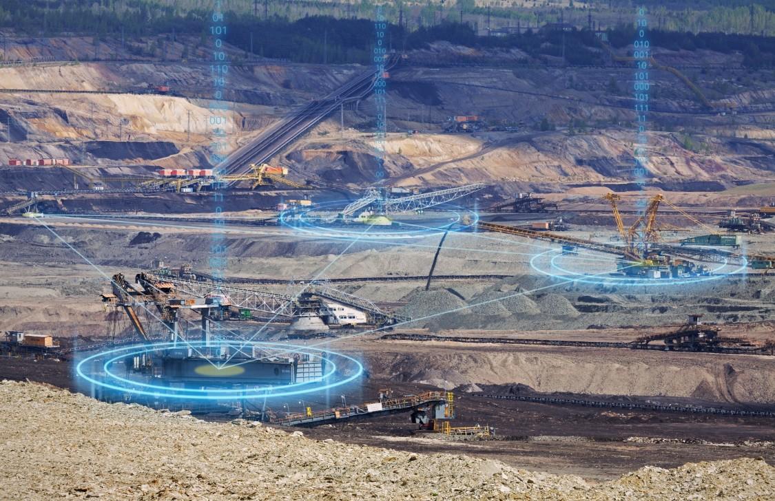 digital mining; smart mining