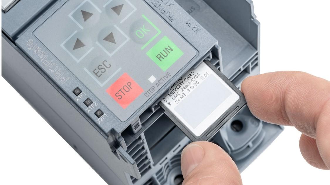 Memory card für S7-1500