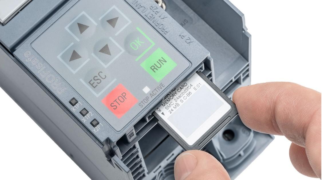 S7-1500 Memory Card