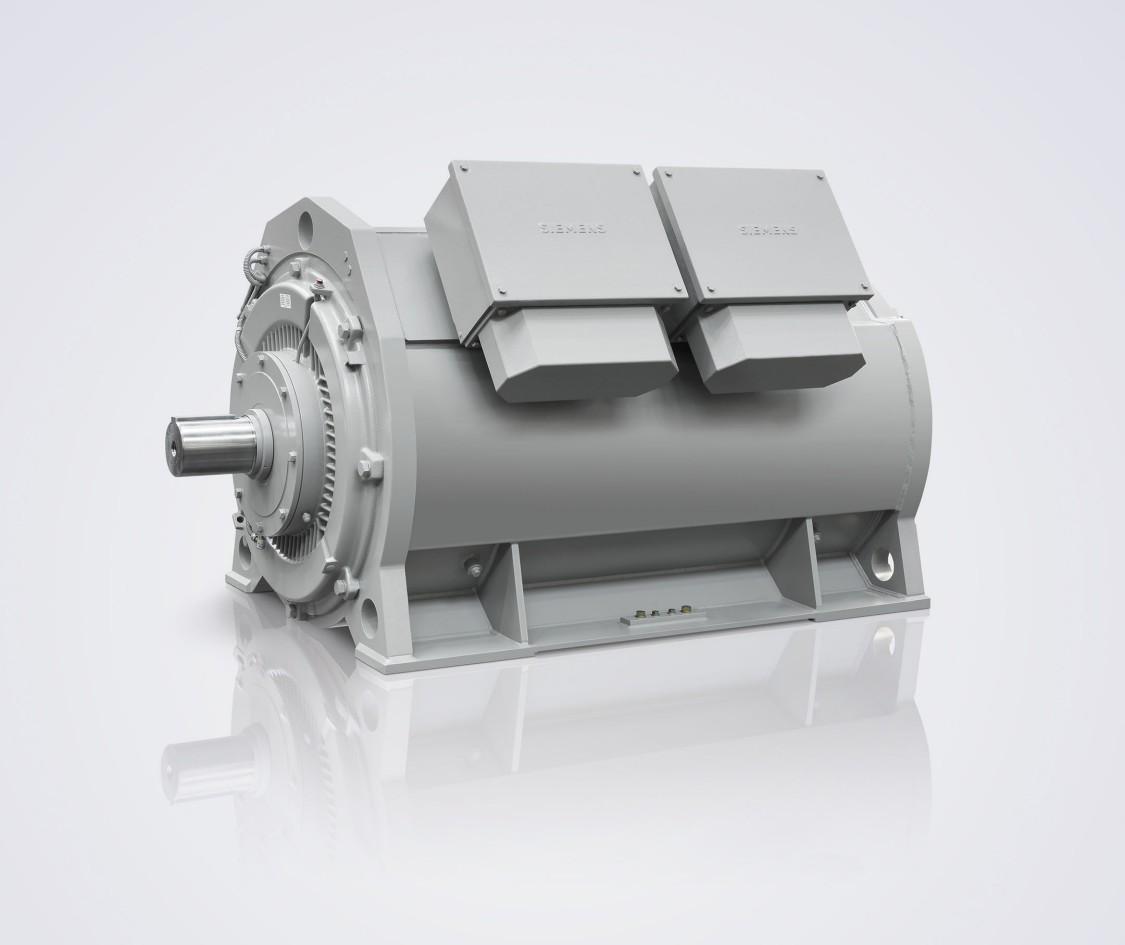 SIMOTICS - электродвигатели Siemens промышленного назначения