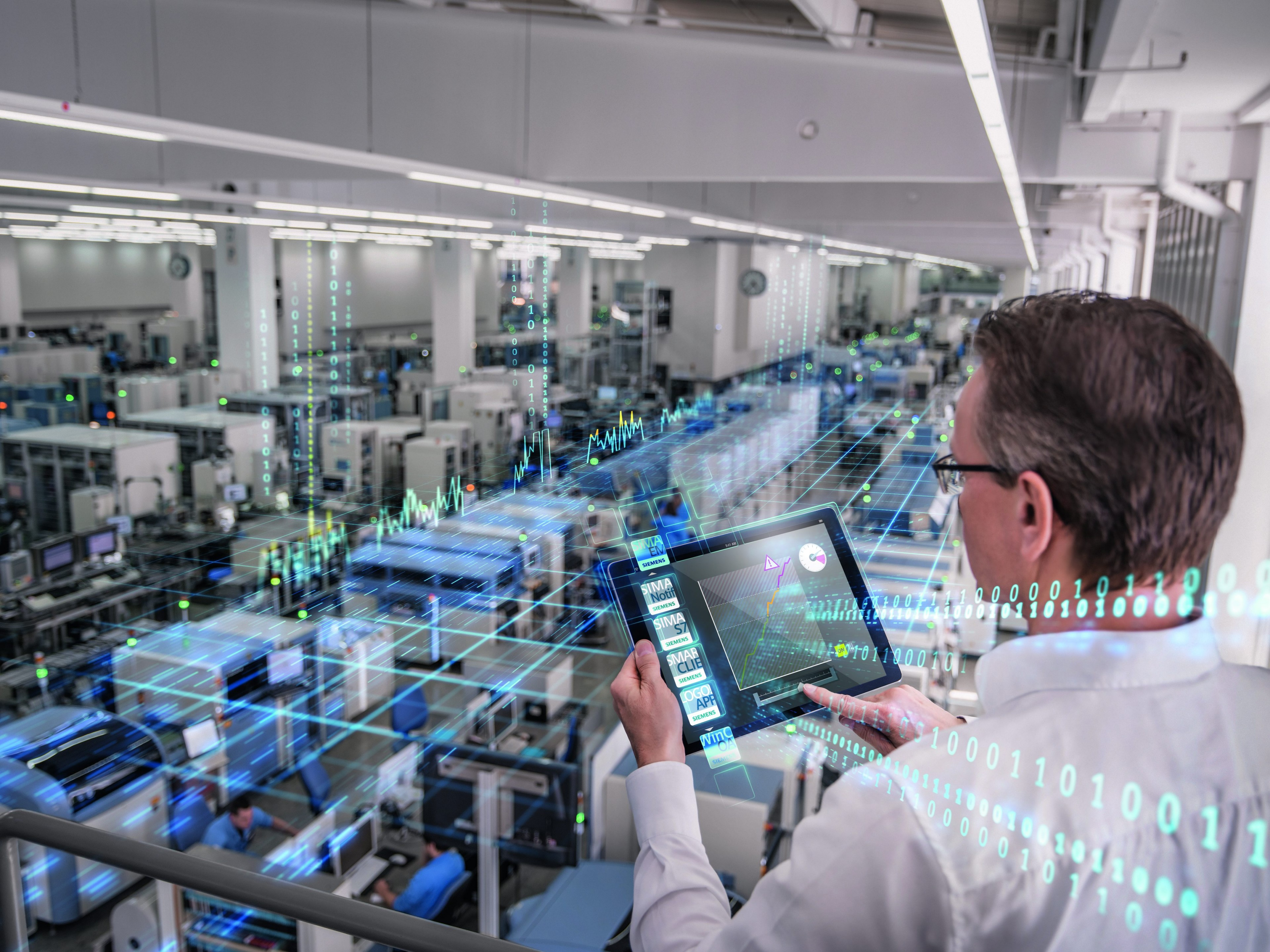 Operator Control and Monitoring Systems   Industrial