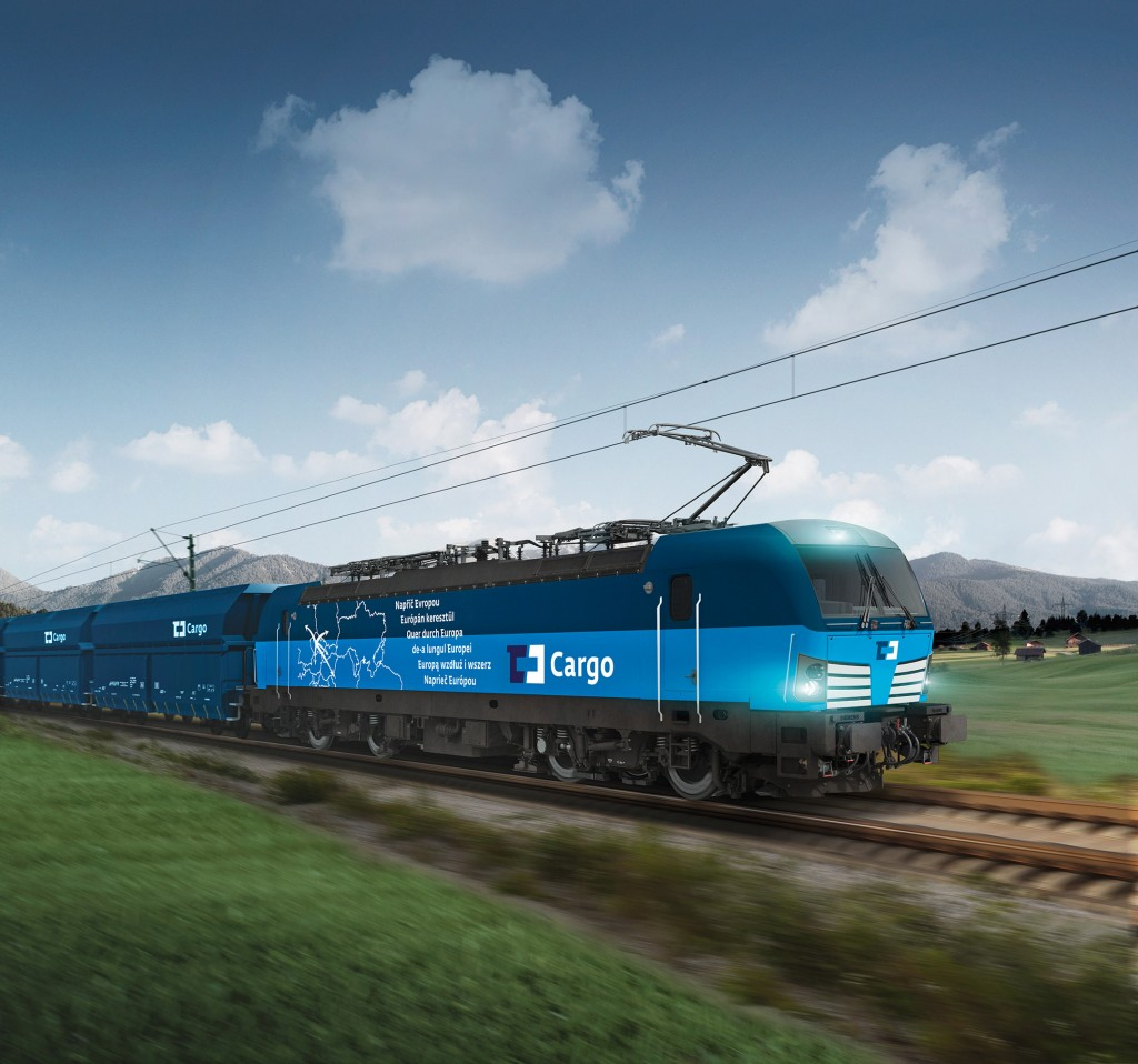 ČD Cargo orders five Vectron locomotives