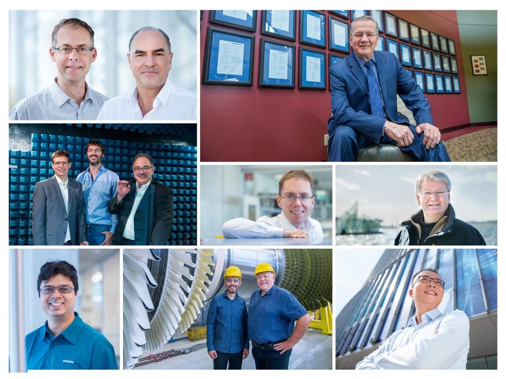 """Siemens kürt die 12 """"Erfinder des Jahres"""" 2018"""