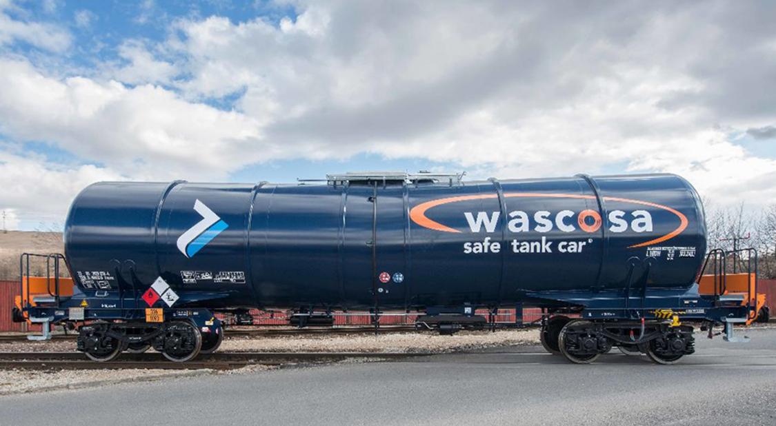 Wascosa safe tank car