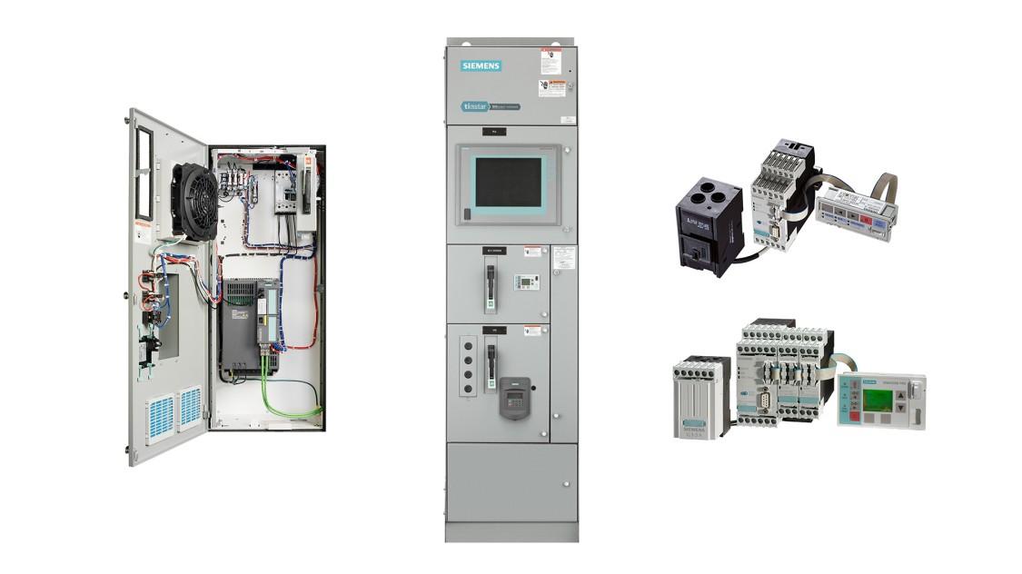 Standard motor control center