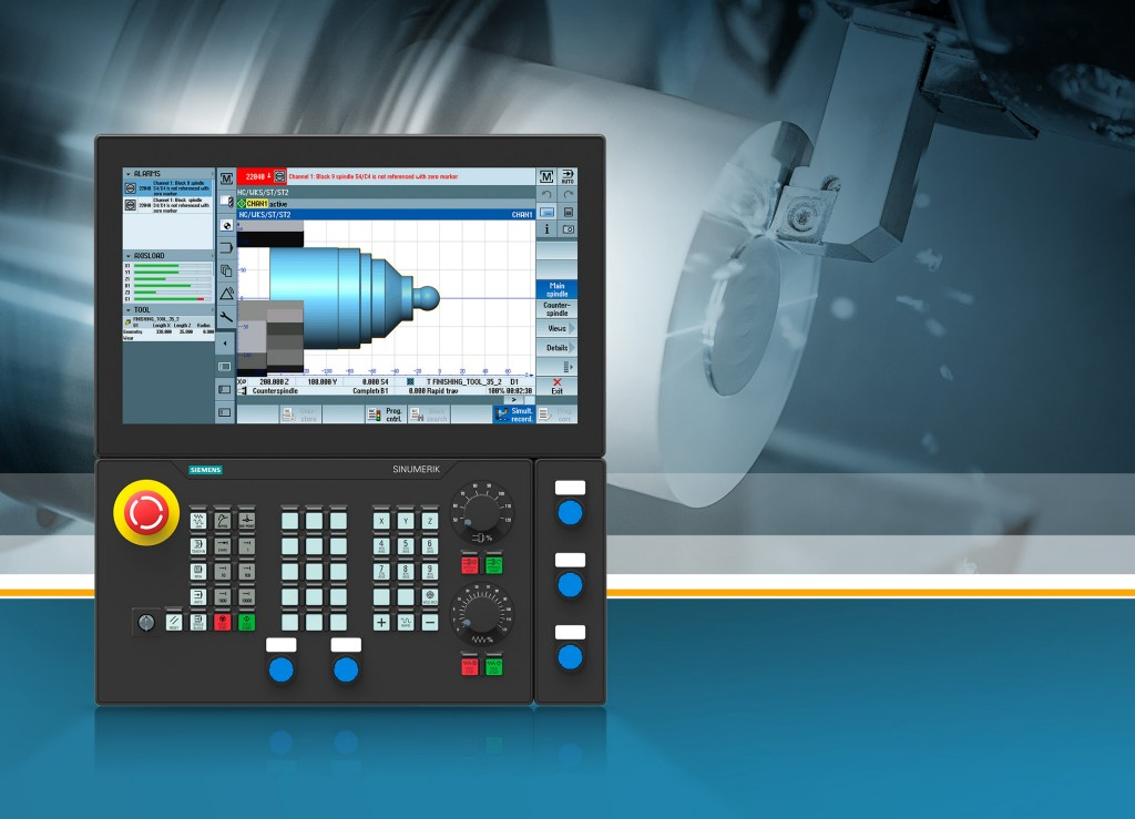 Innovative automation and technology portfolio for higher machine tool productivity
