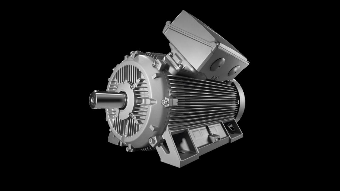 Двигатели для тяжелых режимов эксплуатации SIMOTICS SD нового поколения (платформа 1LE5)