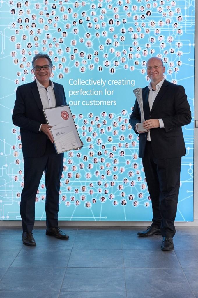 Gunter Beitinger und Wolfram Wentingmann