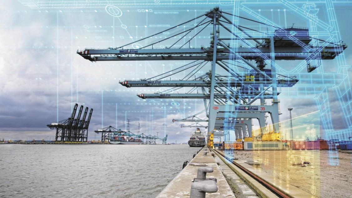 Key visual cranes solutions