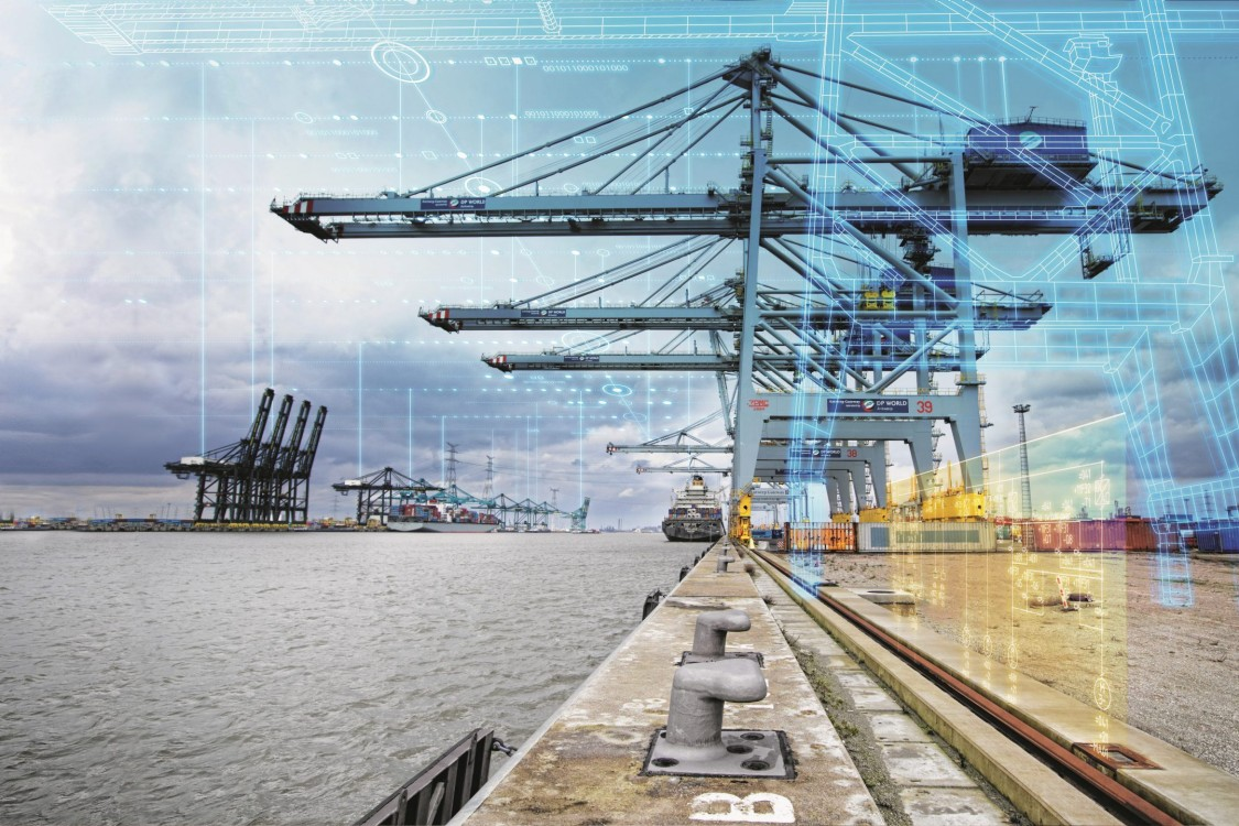 Cranes digitalization