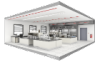 Лаборатории и чистые помещения