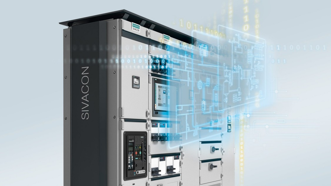 SIVACON S8 Low voltage distribution system