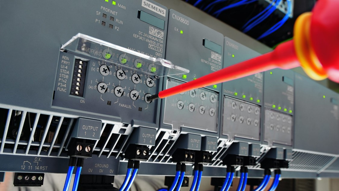 SITOP PSU8600 power supply system – many possibilities thanks to powerful functionality