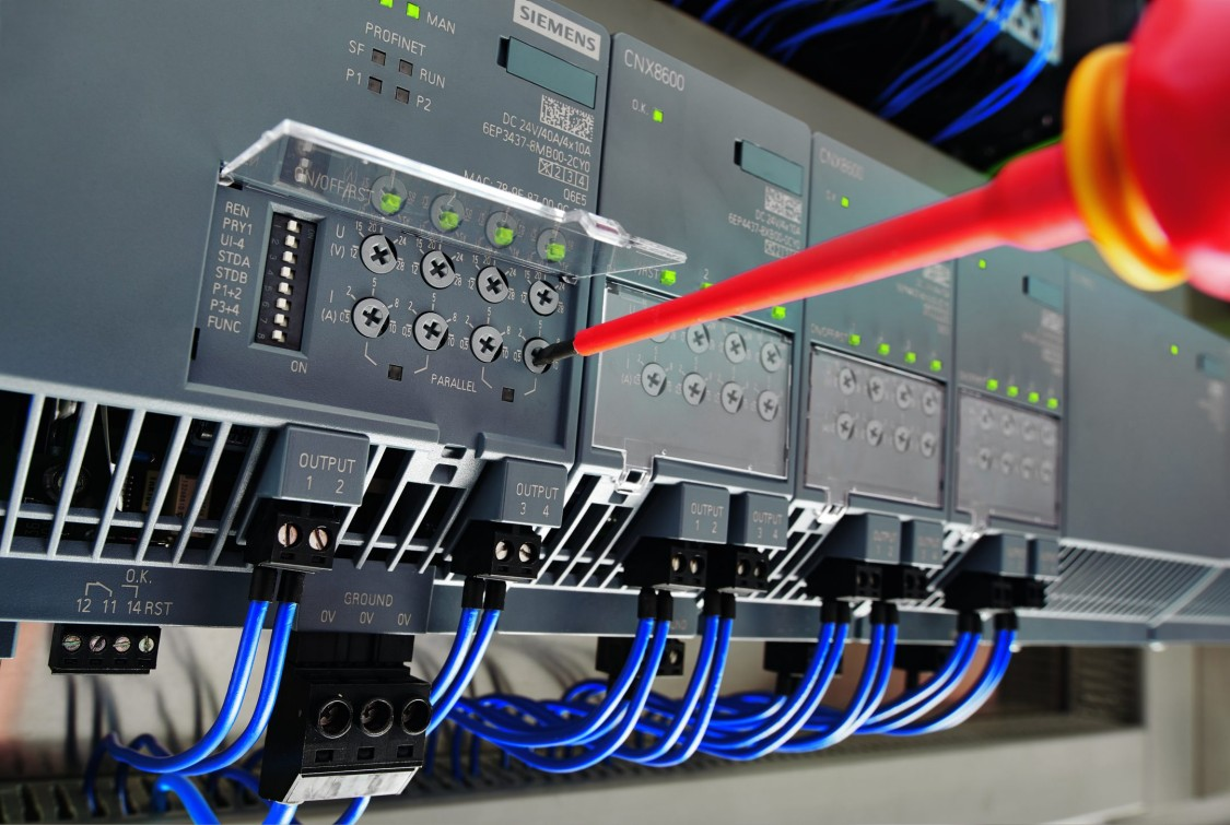 Power supplies | Industrial Automation | Siemens