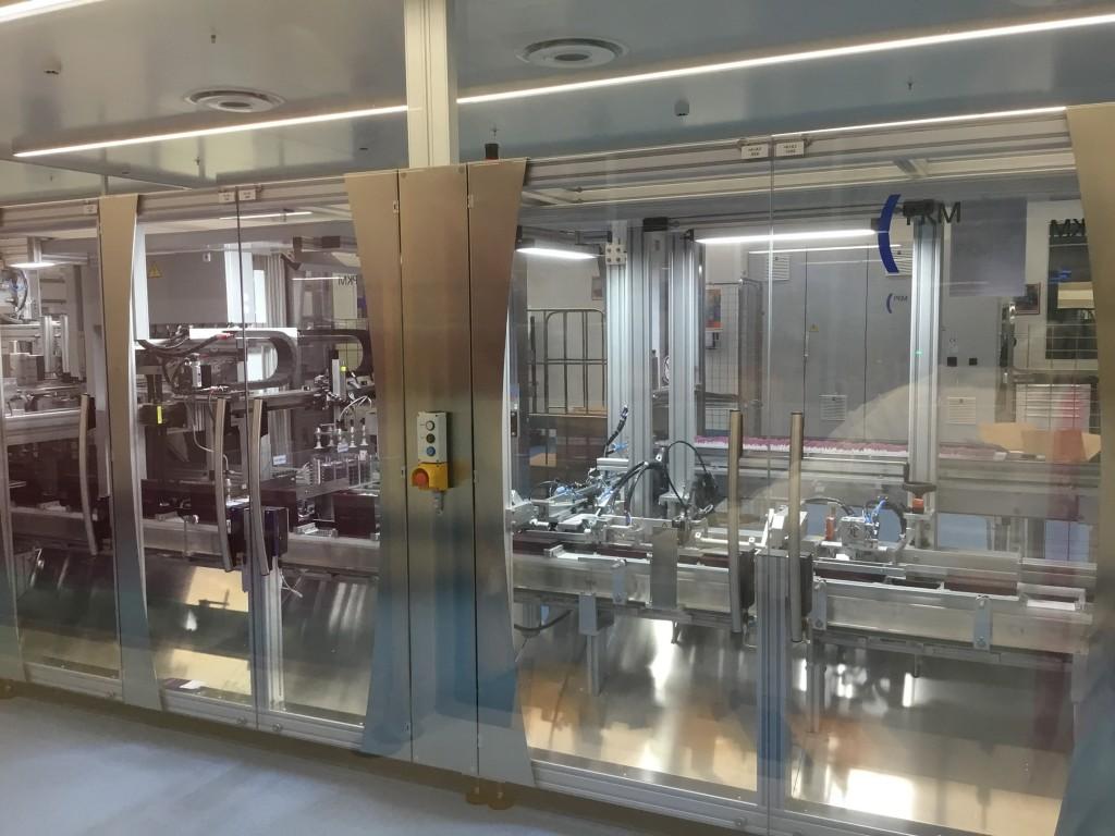 Siemens équipe un laboratoire de la société pharmaceutique Allergan de sa solution Life Science pour les sites critiques