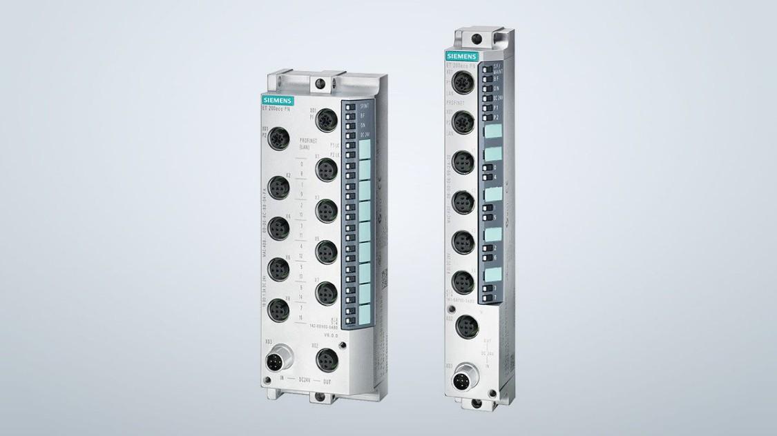 SIMATIC ET 200eco PN - блок вводу-виводу для надзвичайно жорстких умов