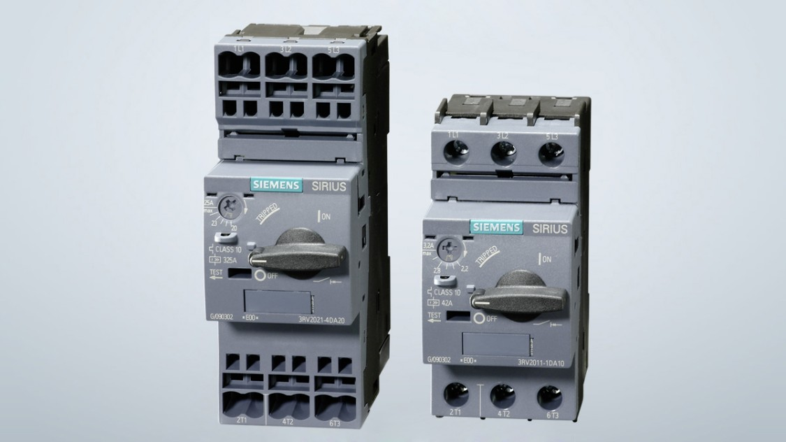 Circuit breakers and motor starter protectors