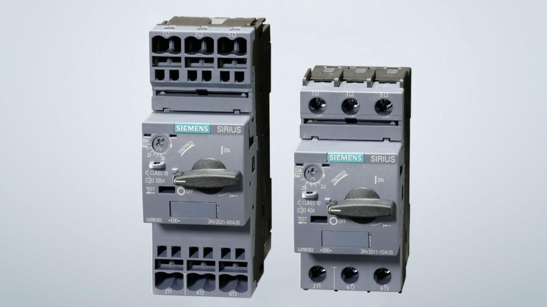 Circuit breakers and motor starter protectors