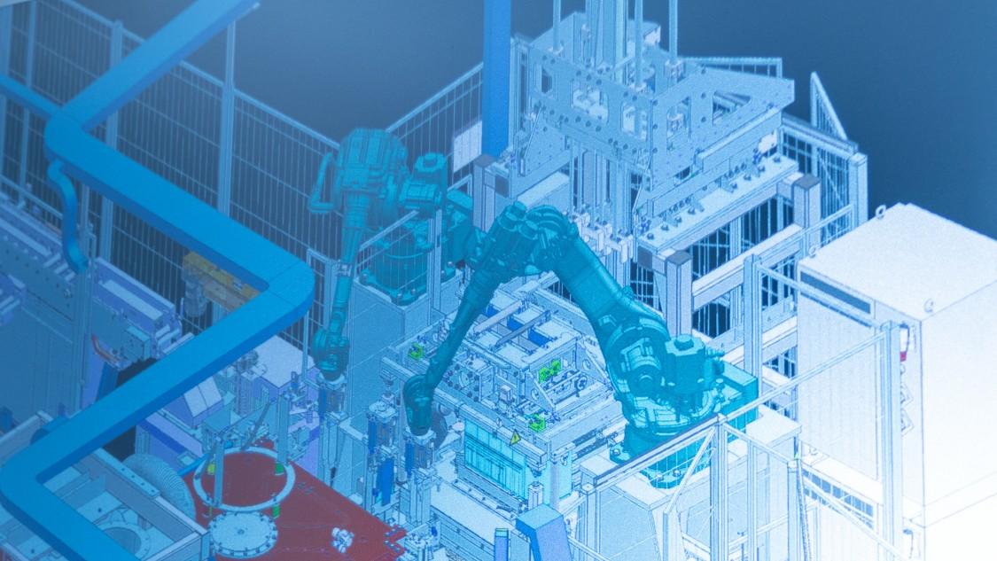 西门子轻松仿真全新生产工艺,推动机械制造业企业数字化转型。