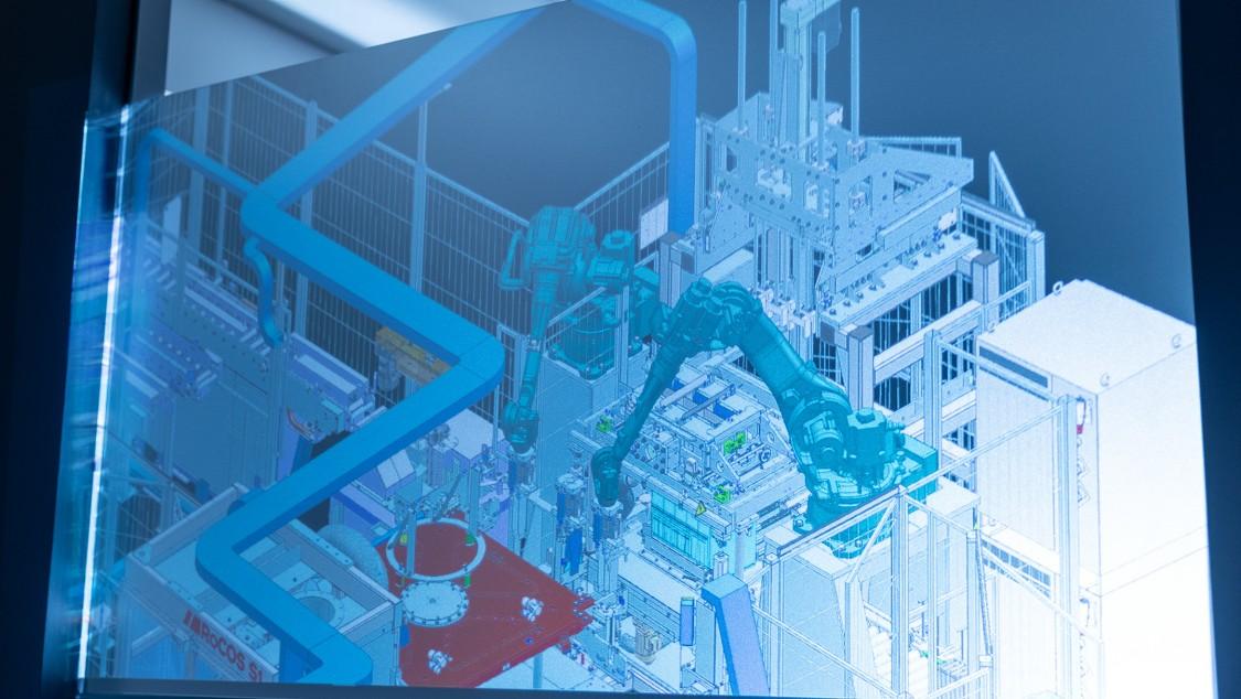 Screenshot Mechatronic Concept Design