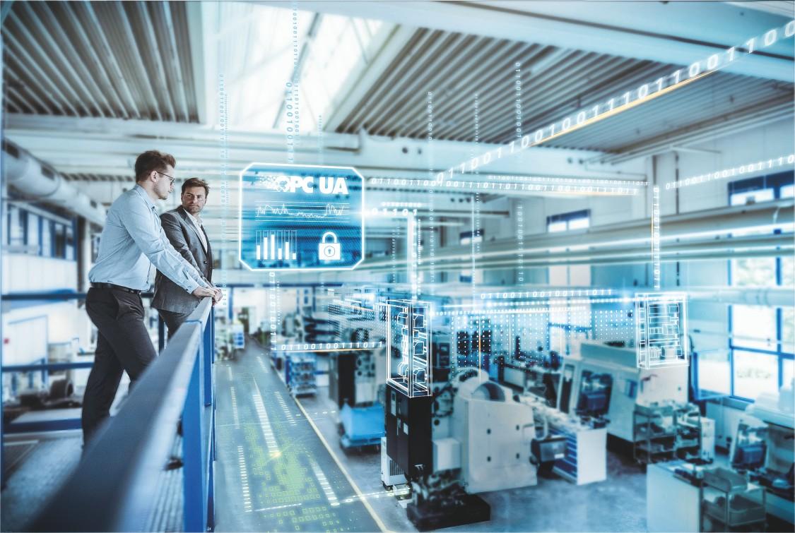 Comunicações de plataforma aberta - arquitetura unificada (OPC UA)