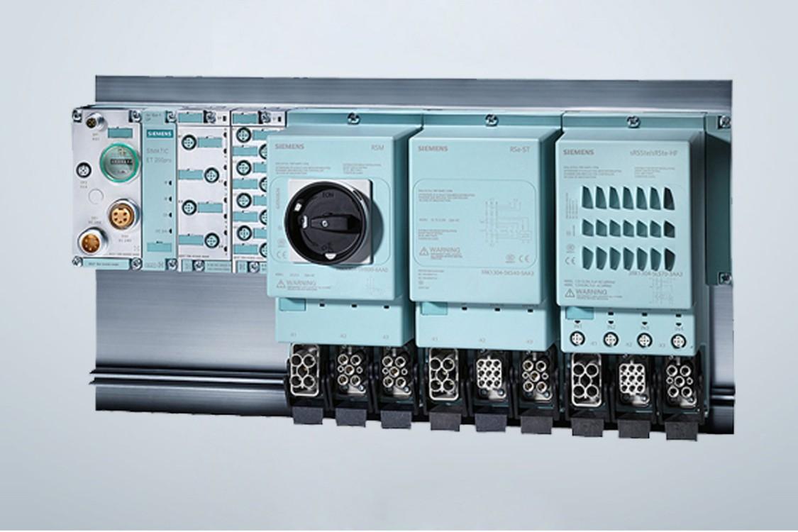 Arrancadores de motor ET 200pro