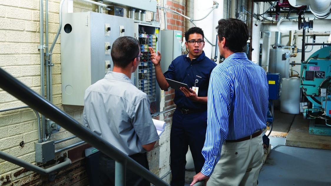 Optimieren der Systemleistung und Mitarbeiterproduktivität