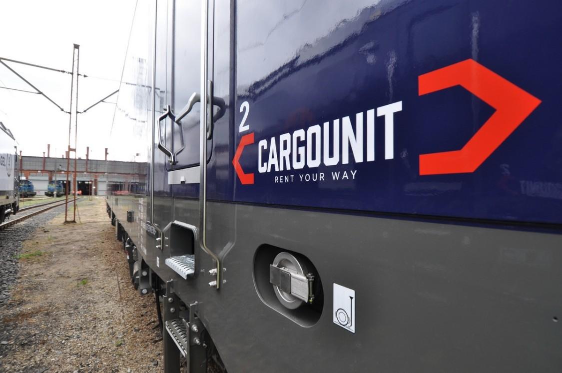 Komplet Vectronów MS dla CARGOUNIT