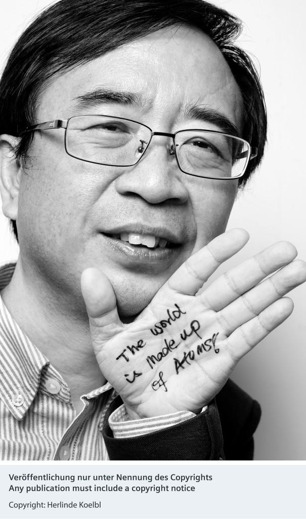 Portrait Pan Jianwei - Siemens fördert neues Fotokunst-Projekt von Herlinde Koelbl