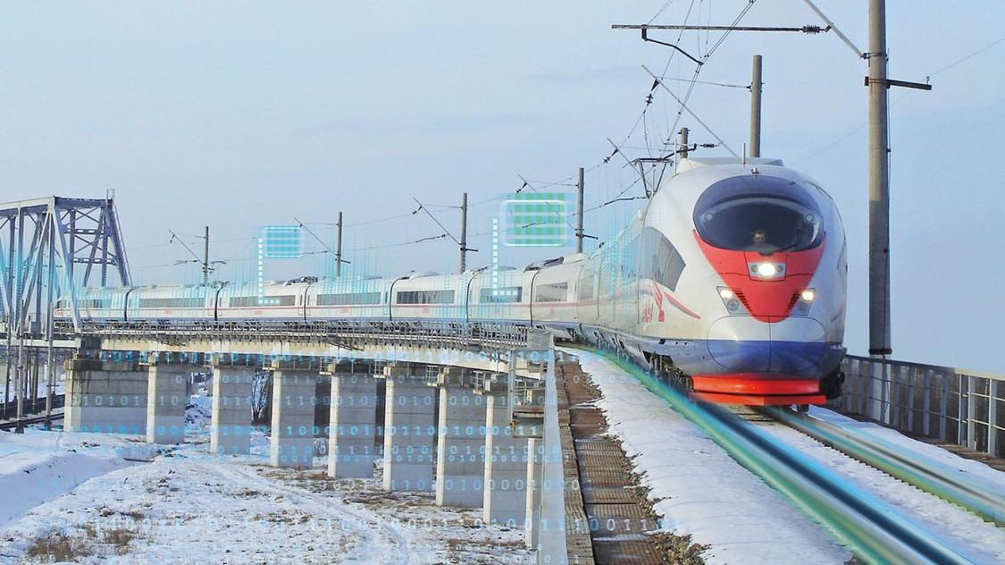 Velaro Rus Haute disponibilité malgré la glace et la neige
