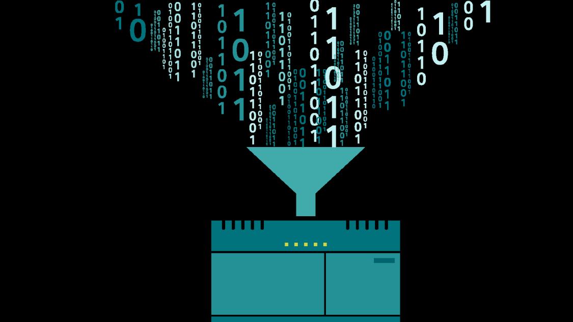 Сбор и сжатие важных производственных данных