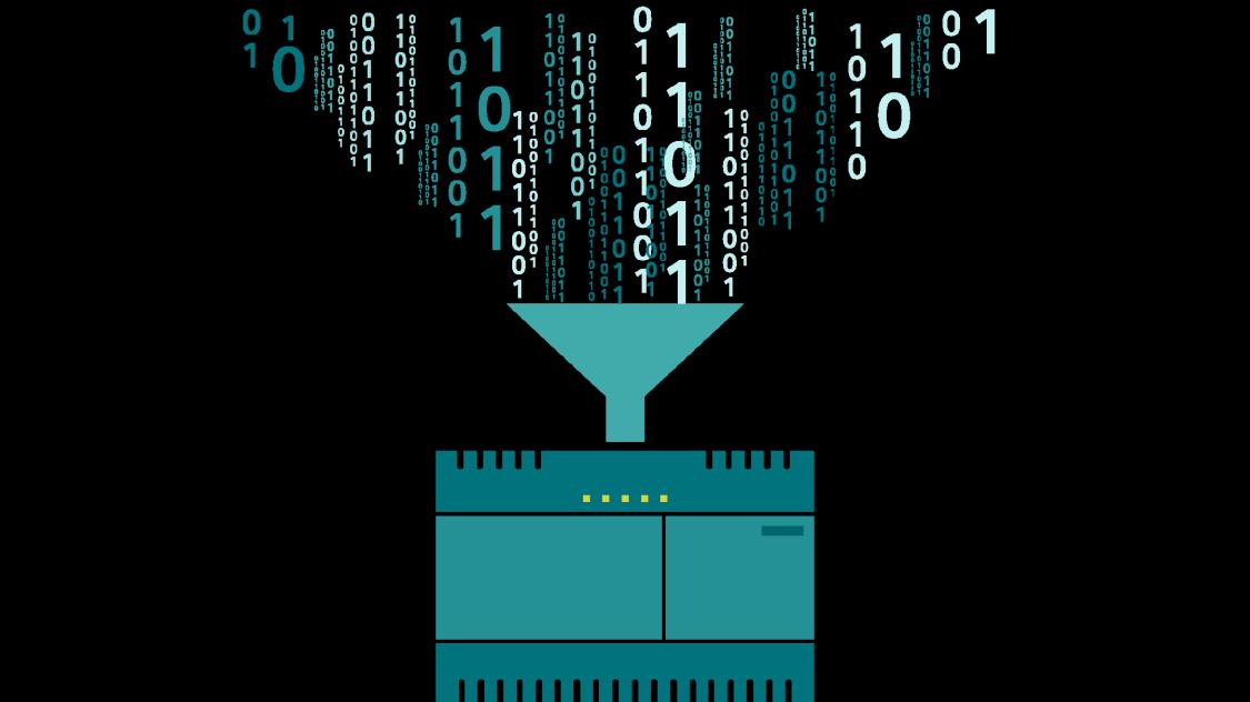Збір і стиснення важливих виробничих даних