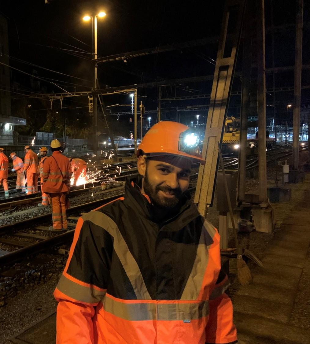 Technical Trainee bei Siemens