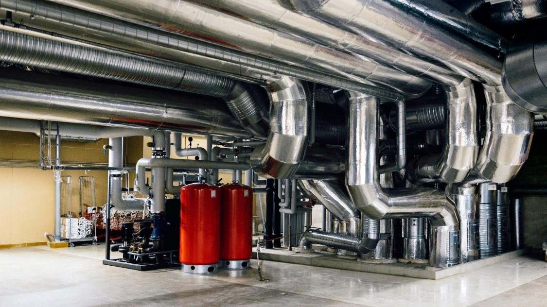 Regulátory Synco pro systémy HVAC