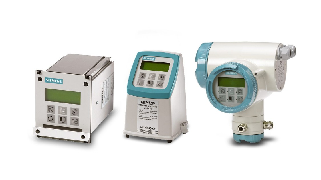 SITRANS FM Magnetic flow meter transmitters - USA