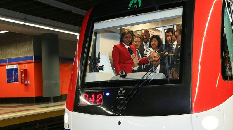 Primer metro de Santo Domingo