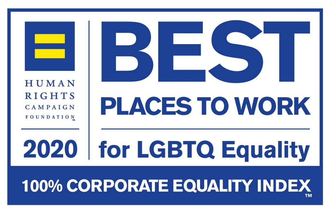 Best Places to Work logo 2020